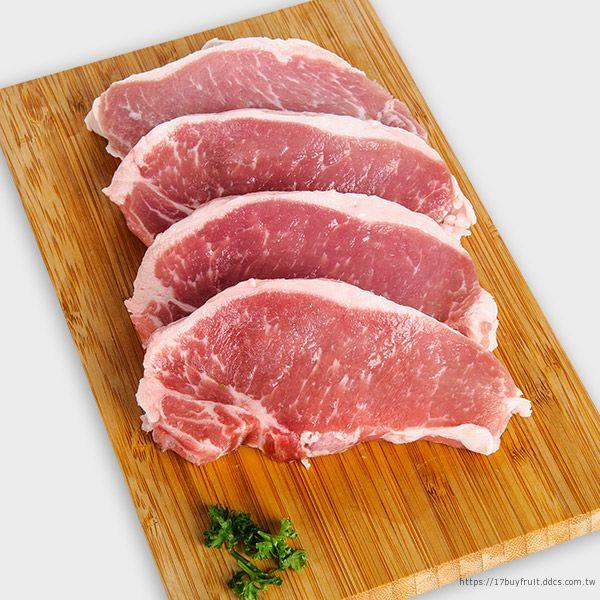 西班牙伊比利豬里肌豬排