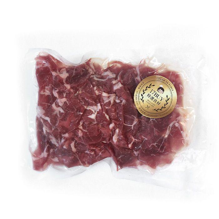 小羔羊嫩肉條180g/包