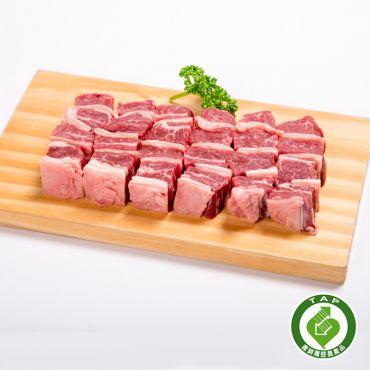 現切冷藏台灣嫩閹牛腩團購組/600g(包) -原價:$520/包