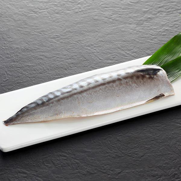 薄鹽挪威花鯖魚(整尾)/500-545克(份)
