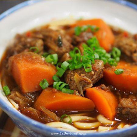 【免運費】用{台灣牛}煮一碗真材實料的家常牛肉麵