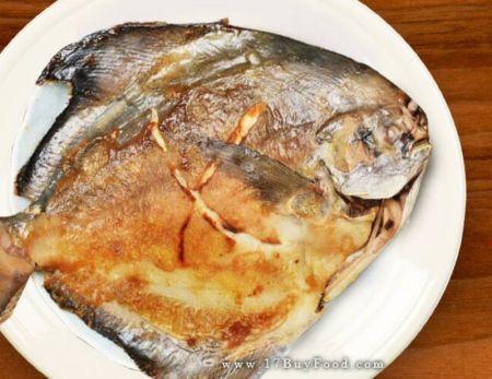 【端午有魚】{白鯧石斑鮮美雙魚組}整尾鮮魚端午加菜,免運費再送$100 現金紅利!