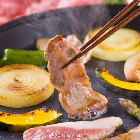 【中秋安心烤・免運費】{好好豬-BBQ派對組}平時料理、即興烤肉都好用 @17BuyFood.com